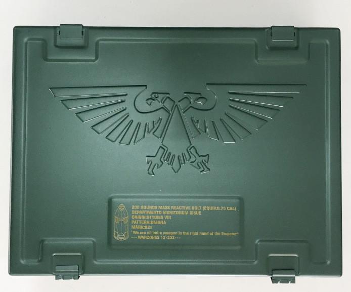 工具金属箱