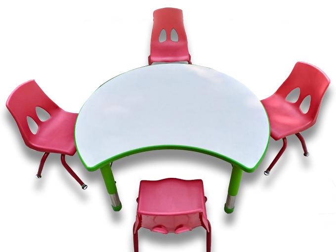 儿童桌套装可调节升降