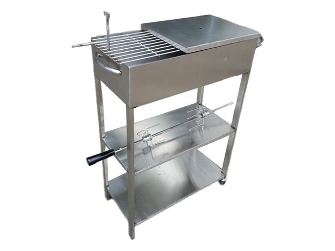 不锈钢碳烤炉